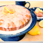 Ginger Lemon Cake