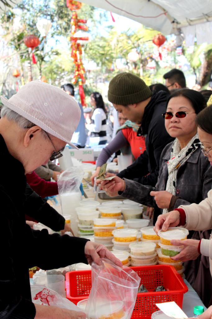 Vietnamese Che Vendor
