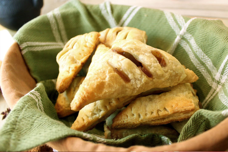 Chinese Five Spice Apple Turnovers 2