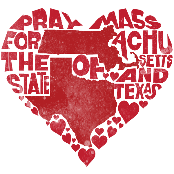 Massachusetts Texas heart