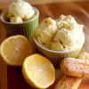 No-Churn Lemon Chiffon Ice Cream