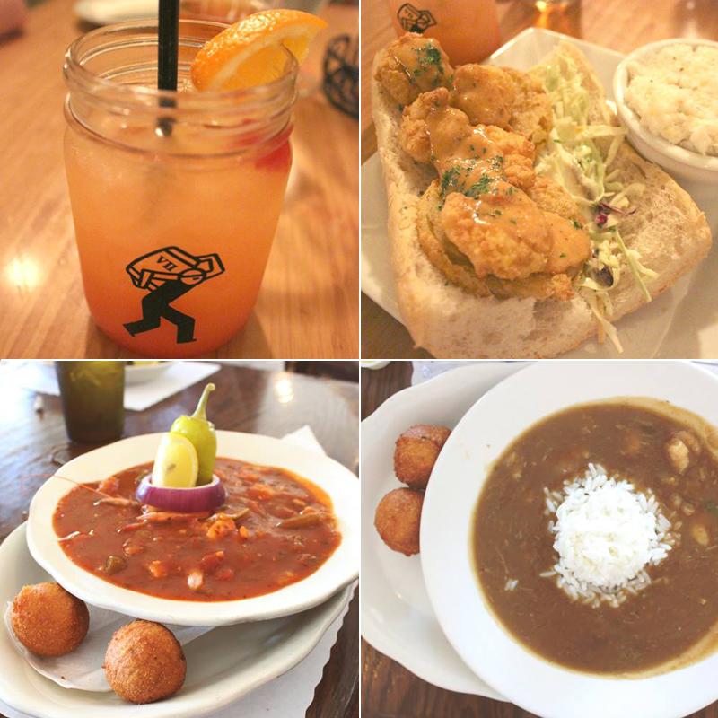 LA MS food