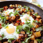 Egg Chorizo Potato Bake